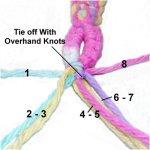 Tie off Cords