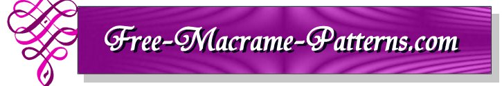Free-Macrame-Patterns.com Logo