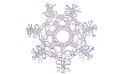 Seven Point Snowflake