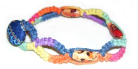 Buttonhole Bracelet