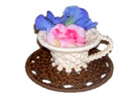 Tea Cup Decoration