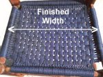 Finished Width