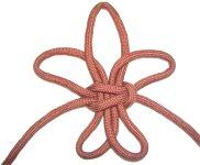 Fleur de Lis knot