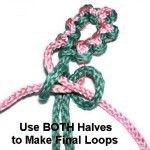 Use BOTH Ends to Make Loops