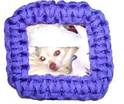 Square Knot Frame