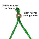 Overhand Knot and Bead