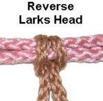 Reverse Larks Head