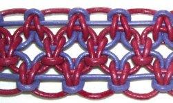 Leather Star Bracelet