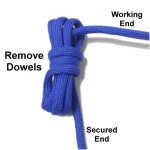 Remove Dowels