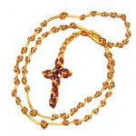 Satin Rosary