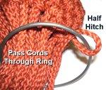 Pass Cords Thru Ring