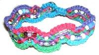 Rainbow Wave Bracelet