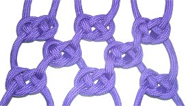 Alternating Sailors Knot Pattern