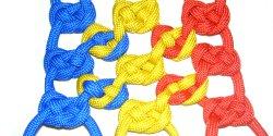 Alternating Sailors Knots