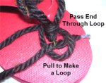 Pass End Thru Loop
