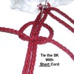 Tie the SK