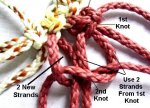 Knots Tied with Newest Cords