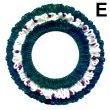 Triple Ring Wreath