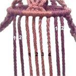 8 cords