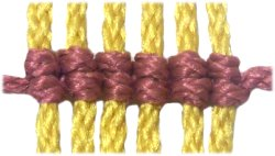 Vertical Half Hitch