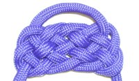 Wide Lanyard Knot