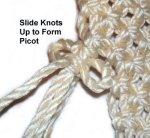 Slide Knots Up