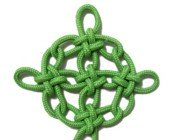 Brocade Ball Knot