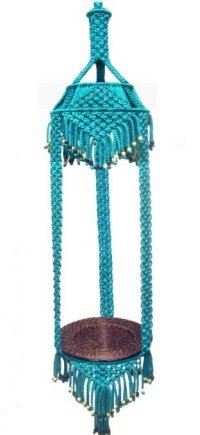Fringed Table