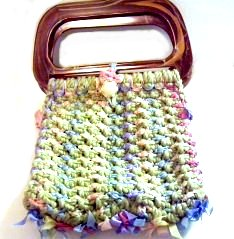 Ribbon Handbag